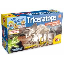 Mały Geniusz Triceratops-świeci w ciemności