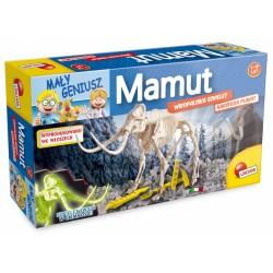 Mały Geniusz Mamut-świeci w ciemności