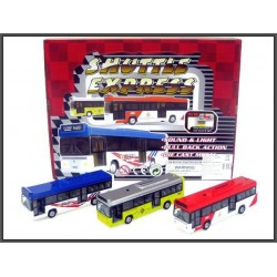 Autobus ze światłem i dżwiękiem