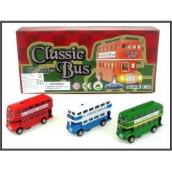 Autobus pietrowy z dżwiękiem